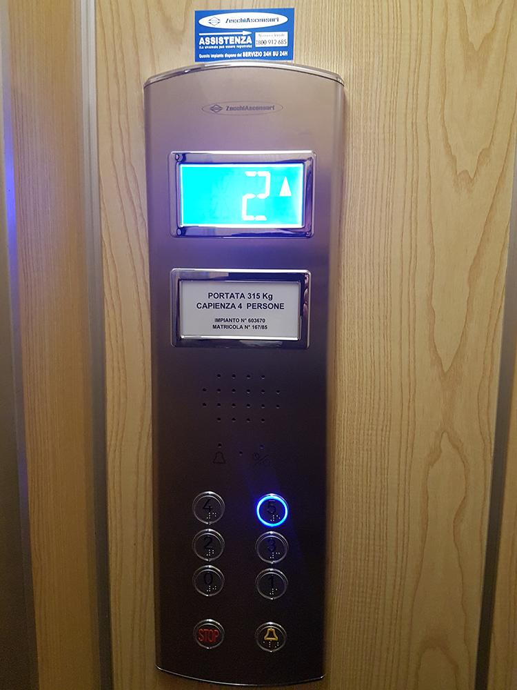 Modernizzazione ascensori firenze zecchi ascensori for Piano piano dell ascensore